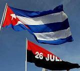 """""""En Cuba la tierra no tiembla porque el pueblo no tiembla"""", dijo  Raúl en Guantánamo"""