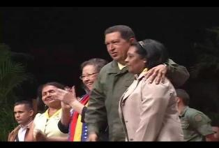 Dos momentos inolvidables con Chávez