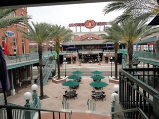 Inicio de mi visita a Tampa