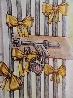 La mas reciente obra de Marcial Flores