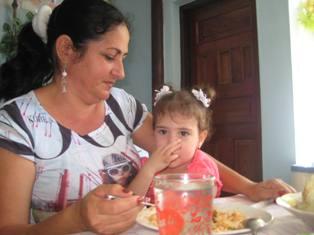 Anet Beatriz vive en un país donde se respetan los derechos humanos