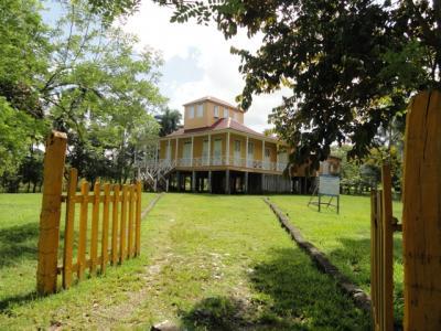 Birán y la casa natal de Fidel Castro