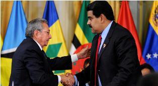 Raúl Castro: Respaldamos la posición digna, valiente y constructiva del Presidente Nicolás Maduro